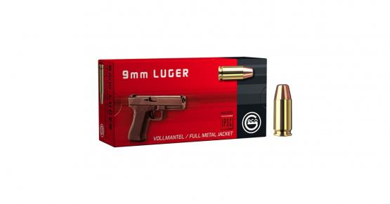 Geco 9x19 10.0g/154grs Subsonic FMJ