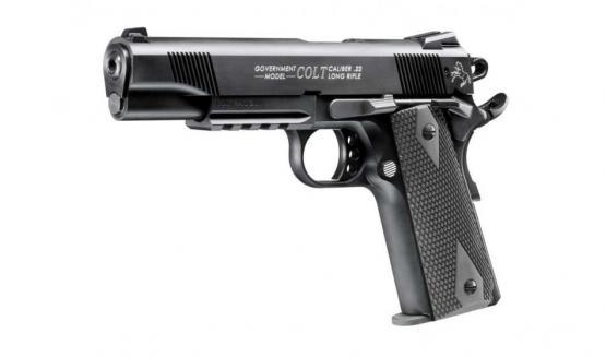 Colt Mod: 1911 Rail Gun