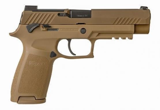 SIG-Sauer Mod: P320 M17