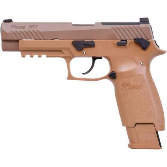 SIG-Sauer CO2-Pistole Mod: P320 M17