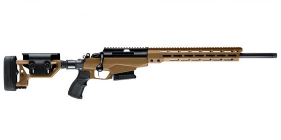 Tikka Mod: T3x TAC A1 Coyote Brown