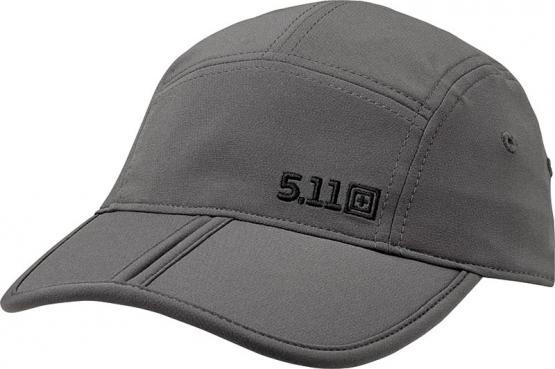 5.11 Tactical Kappe Mod: Bill Fold Cap One Size | Storm (092)