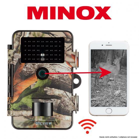 Minox Mod: DTC 550 WiFi