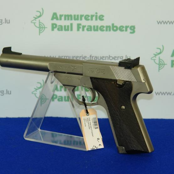 High Standard Sharpshooter Pistole