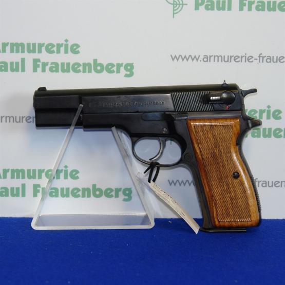 Mauser 90 DA Pistole