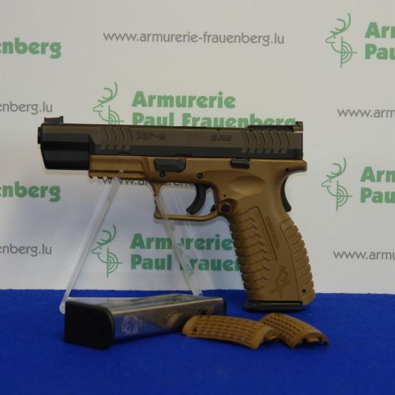 HS Product XDM9 Pistole