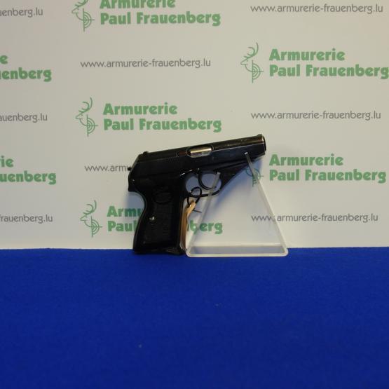 Mauser Mod: HSC Pistole