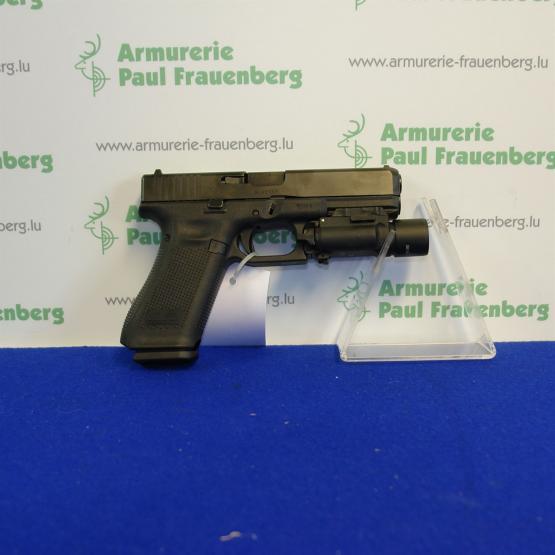 Glock Mod: G17 Gen 5 Pistole