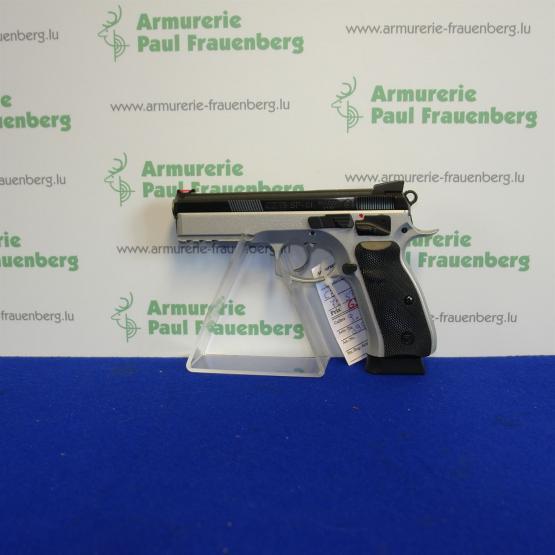 CZ Czech Republic Mod: 75 SP-01 Shadow DuoTone Pistole