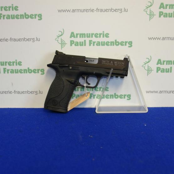 Smith & Wesson Mod: M&P22 Compact Pistole