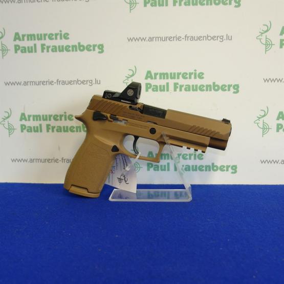 SIG-Sauer Mod: P320 M17 Pistole