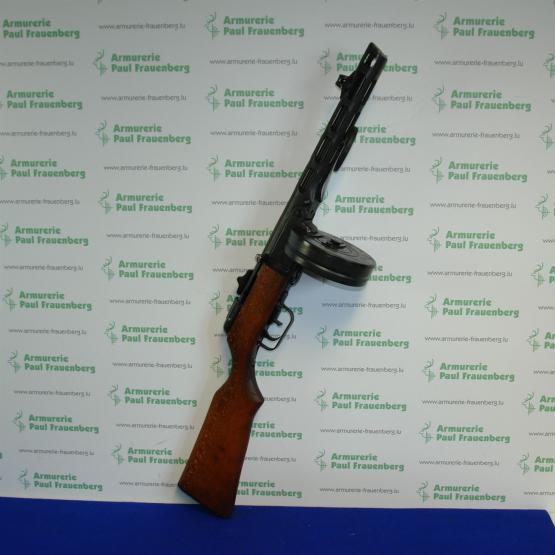 Tula Mod: PPSh-41 Pistolet mitrailleur