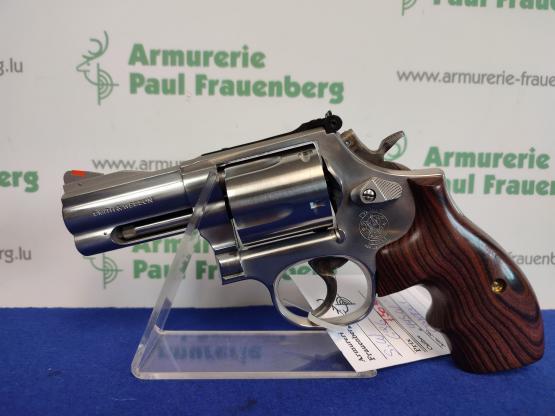 Smith & Wesson Mod: 696 Revolver