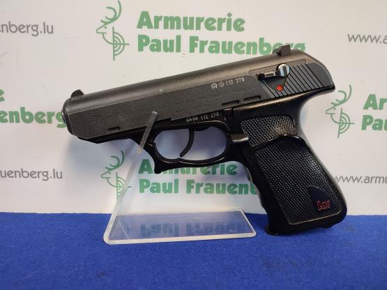 Heckler & Koch Mod: P9S Pistole