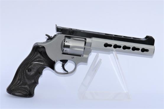 "Smith & Wesson 686 KeyMod ""Dynamic"" Revolver"