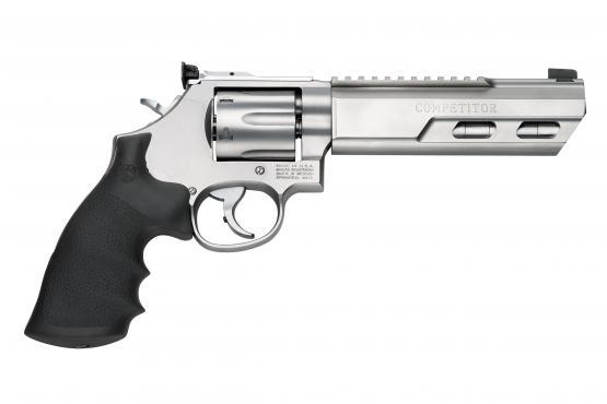 Smith & Wesson Mod: 686 Competitor Revolver