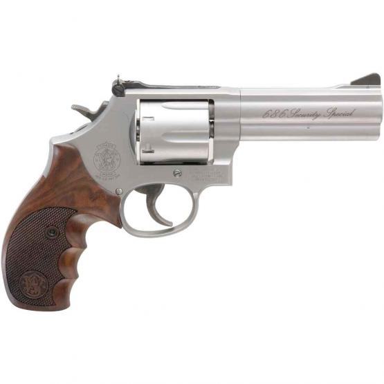 Smith & Wesson Mod: 686 Security Special Revolver