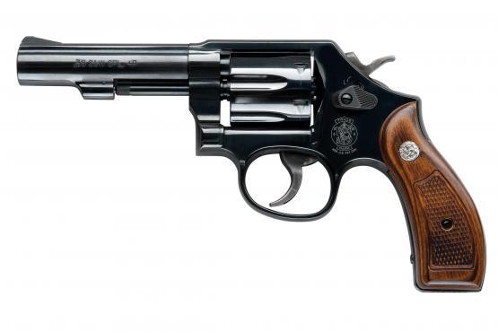 Smith & Wesson Mod: 10 Revolver