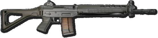 Swiss Arms SG550 / PE90 Selbstlader