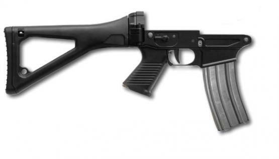 Swiss Arms Abzuggehäuse Aluminium US Wechselsystem