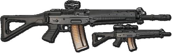 Swiss Arms SG551 / SWAT Selbstlader