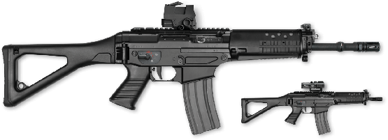 Swiss Arms SG553 AL US Selbstlader