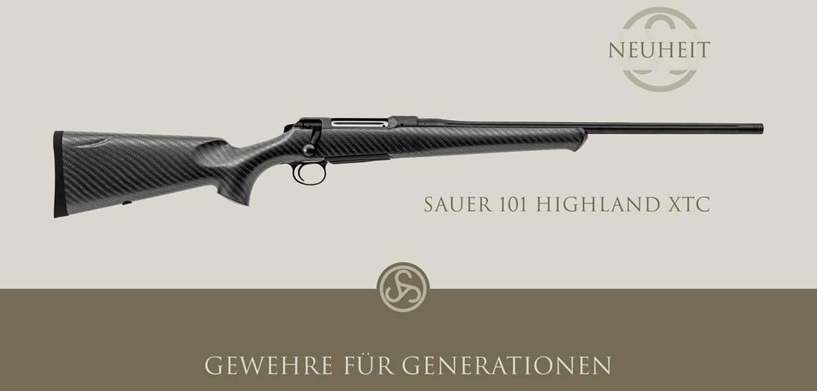 Banner Sauer 101 XTC