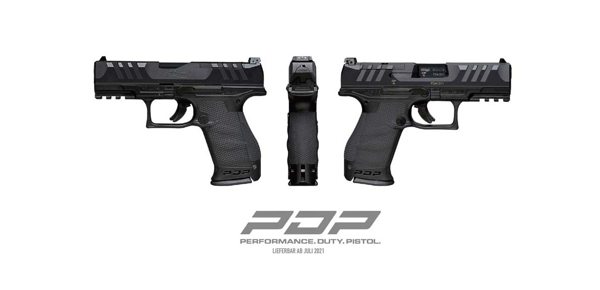 Banner Walther PDP