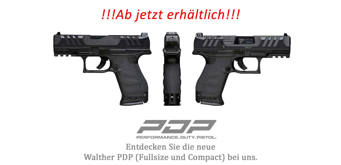 Banner Walther PDP Launch